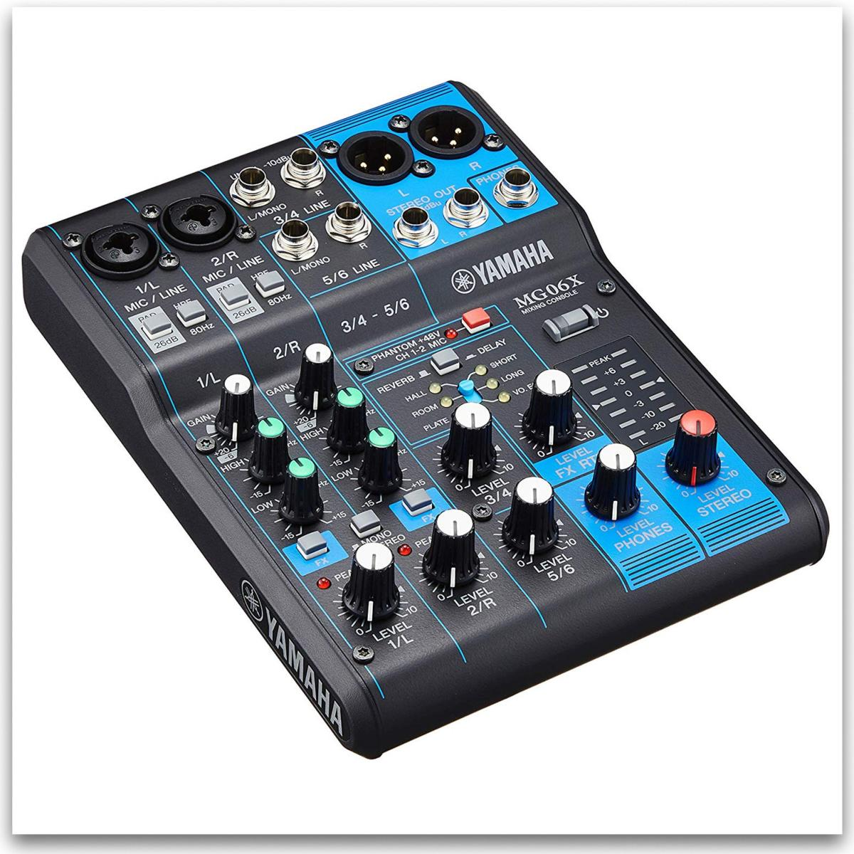 Location table de mixage Yamaha MG06X