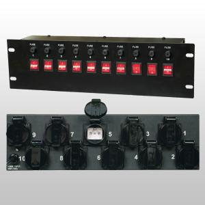 Dispatching 10 canaux 220-240 V